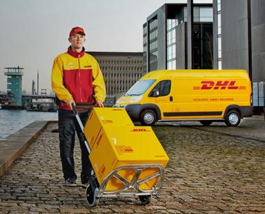 Estafeta DHL