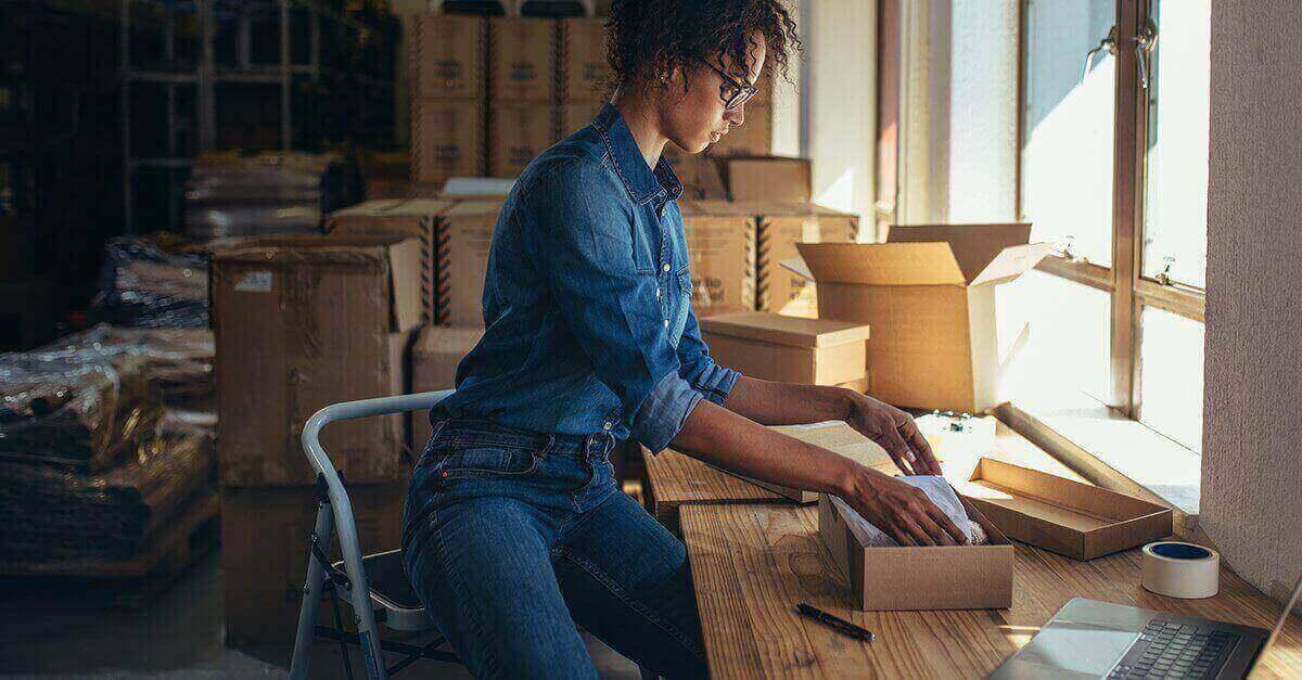 Tendências globais em e-commerce